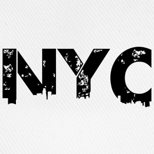 NYC Tee shirts - Casquette classique