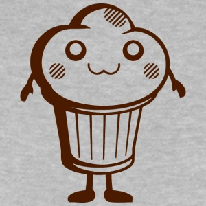 DS Kawaii Designs: süßer Muffin Shirts - Baby T-Shirt