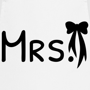 miss bow mlle arc Tee shirts - Tablier de cuisine