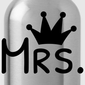 miss crown T-Shirts - Water Bottle