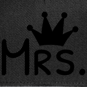 miss crown miss kronen T-skjorter - Snapback-caps