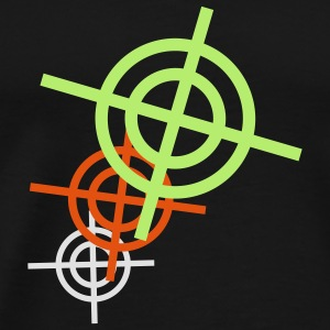 crosshairs Bags & backpacks - Men's Premium T-Shirt