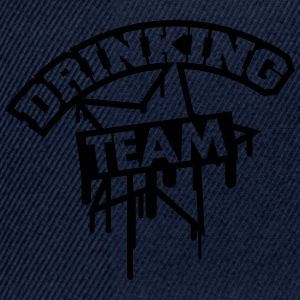 Drinking Team T-Shirts - Snapback Cap