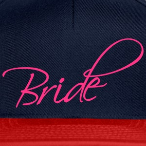 Bride Design T-shirts - Snapback cap