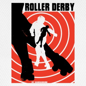 Roller derby Tee shirts - Casquette classique