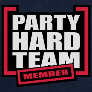 Party Hard Team Member T-shirts - Mannen sweatshirt van Stanley & Stella