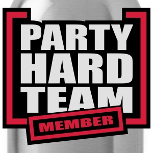 Party Hard Team Member T-shirts - Drinkfles