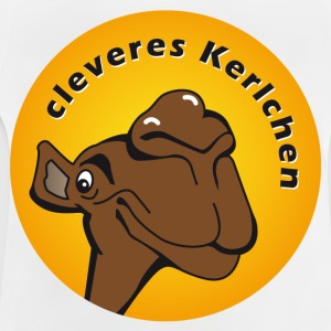 cleveres Kerlchen - Baby T-Shirt