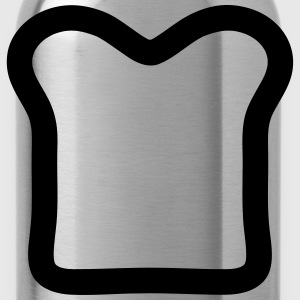 Toast T-Shirts - Trinkflasche