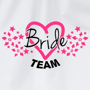 Bride Team T-shirts - Gymtas
