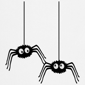 Funny Spiders Tee shirts - Tablier de cuisine