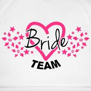 Bride Team T-shirts - Baseballcap