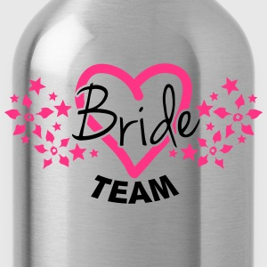 Bride Team T-shirts - Vattenflaska