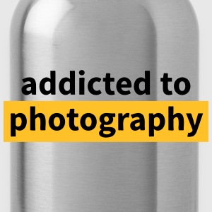 addicted to photography Bags & backpacks - Water Bottle