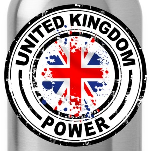 united kingdom power T-Shirts - Water Bottle