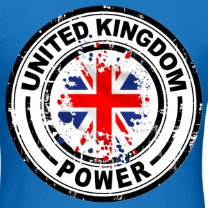 united kingdom power Hoodies & Sweatshirts - Women's T-Shirt