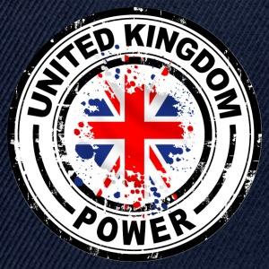 united kingdom power Sweat-shirts - Casquette snapback