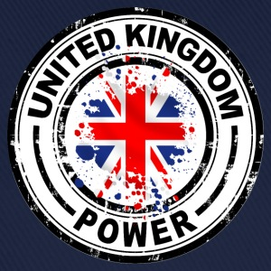 united kingdom power Bags & backpacks - Baseball Cap