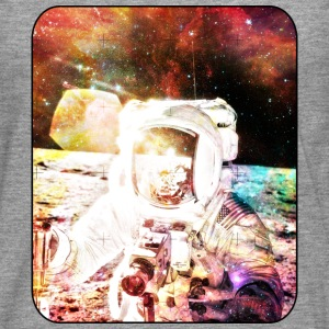 Astronaut - Space - NASA - Art - Universe - Stars Shirts - Men's Premium Longsleeve Shirt