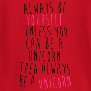 Always be a Unicorn T-shirts - Långärmad T-shirt baby