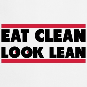 Eat Clean Look Lean T-paidat - Esiliina