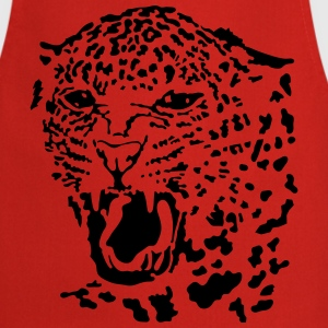 leopard T-Shirts - Cooking Apron