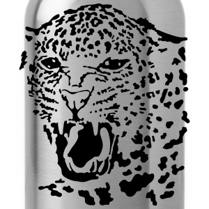 leopard T-Shirts - Water Bottle