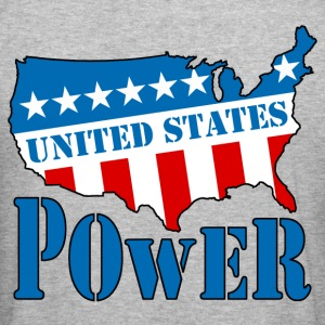 usa united states 09 Sweat-shirts - Tee shirt près du corps Homme