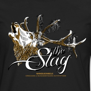 the_stag T-Shirts - Men's Premium Longsleeve Shirt