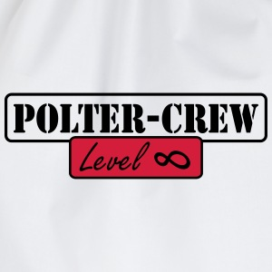 polter crew level endless T-Shirts - Turnbeutel