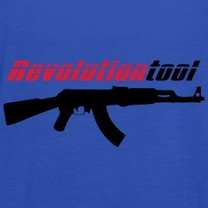 revolution tool T-Shirts - Frauen Tank Top von Bella