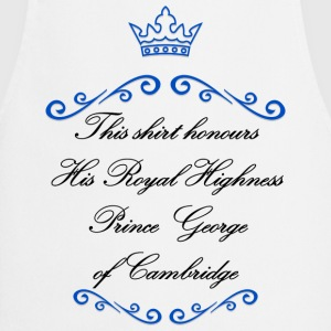 George of Cambridge T-Shirts - Cooking Apron