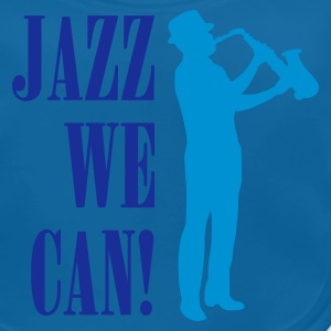 jazz_we_can_2c Tee shirts - Bavoir bio Bébé