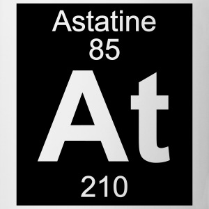 Astatine (At) (element 85) - Mug