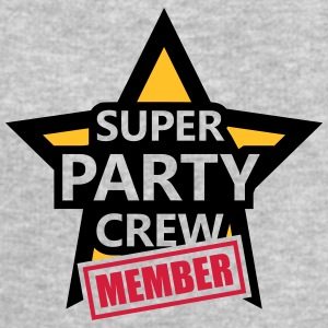 Super Star Party Crew Member T-shirts - Mannen sweatshirt van Stanley & Stella