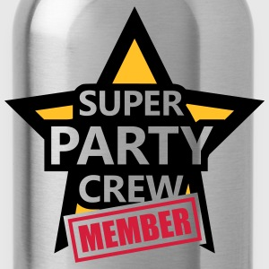 Super Star Party Crew Member T-shirts - Drinkfles