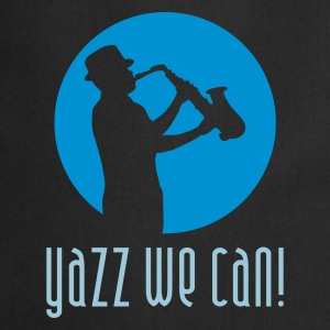 jazz_we_can_b_2c Felpe - Grembiule da cucina