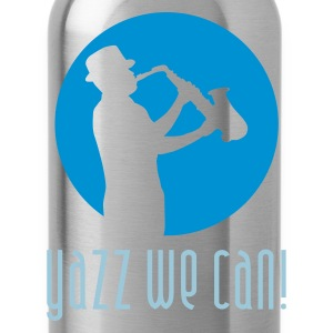 jazz_we_can_b_2c Felpe - Borraccia