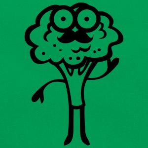 freche Früchtchen: Mr Broccoli Camisetas - Bandolera retro