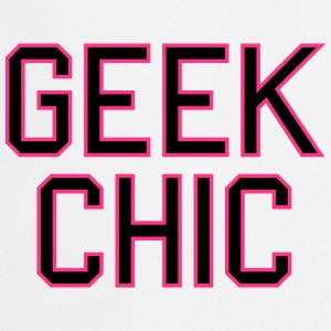 geek chic T-shirts - Keukenschort