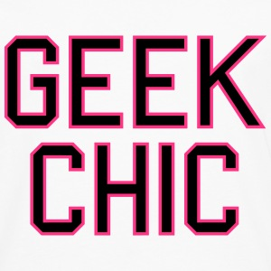 geek chic T-Shirts - Men's Premium Longsleeve Shirt