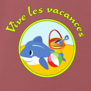 Vive les vacances Accessories - Men's Premium T-Shirt