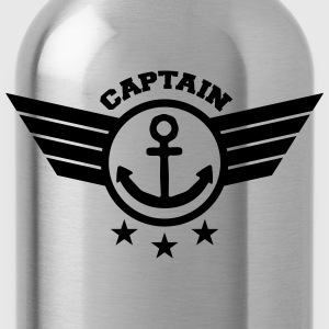 Anchor Captain T-Shirts - Water Bottle