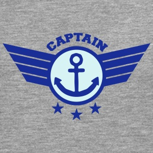 Anchor Captain T-Shirts - Men's Premium Longsleeve Shirt