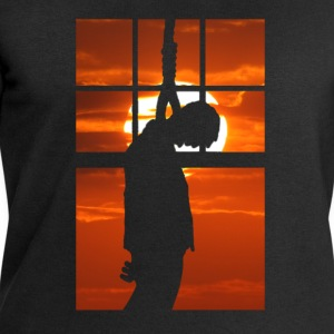 Hang man, hung, hanged, hung, sentenced sarakstisc Tee shirts - Sweat-shirt Homme Stanley & Stella