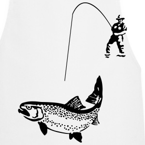 trout T-Shirts - Cooking Apron
