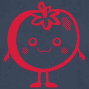 Kawaii-Designs: Tomate Tabliers - T-shirt manches longues Premium Homme