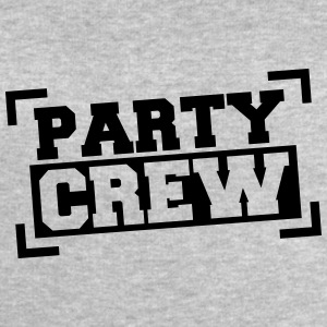 Party Crew Stamp T-shirts - Mannen sweatshirt van Stanley & Stella