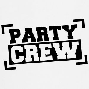 Party Crew Stamp T-shirts - Keukenschort