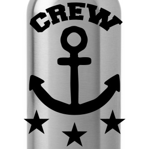 Crew T-shirts - Drinkfles